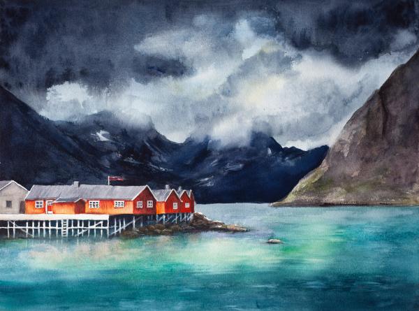 Norway (coursework)